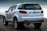 Chevrolet Trailblazer 2013 - вид сзади