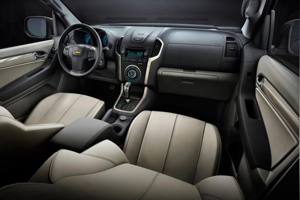 Chevrolet Trailblazer 2013 рулевое управление