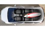 Ford S-MAX вид сверху 7 мест и вместительный багажник