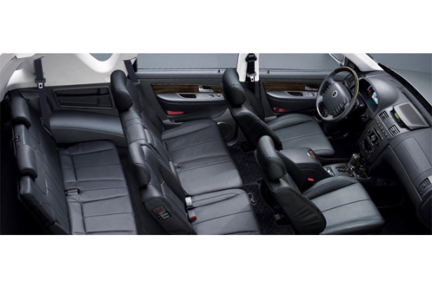 Ford S-MAX 7 мест в салоне