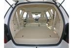 SsangYong Rexton - багажник со сложенными сиденьями