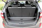 Kia Sorento - багажник в 7-местной машине