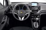Chevrolet Orlando - руль и приборная панель