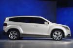 Chevrolet Orlando - вид сбоку