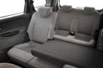 Chevrolet Orlando - третий ряд сидений (7 мест)