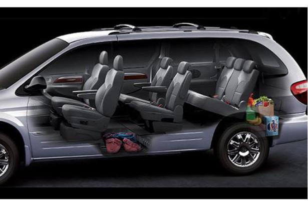 Chrysler Grand Voyager - 7 мест