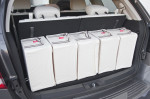Dodge Journey - багажник с вещами