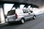Hyundai H1 в движении