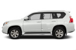 Lexus GX 460 - вид сбоку