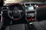 Lexus GX 460 - водительское место, руль и приборная панель