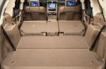 Lexus GX 460 - сложенные сиденья
