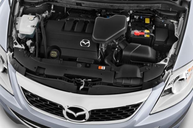 Mazda CX-9 под капотом