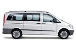Mercedes-Benz-Vito вид сбоку
