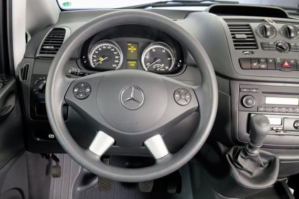 Рулевое управление Mercedes-Benz-Vito