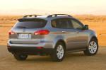 Subaru Tribeca - вид сзади