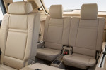 BMW X5 - третий ряд в 7-местной комплектации