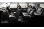 Nissan Patrol - 8-местный салон