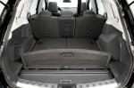 Nissan Qashqai+2 - багажник со сложенными сиденьями третьего ряда