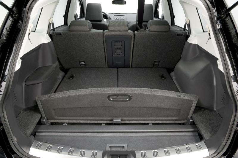 Nissan qashqai 2 7 Interieur qashqai 2014