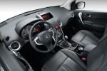 Nissan Qashqai+2 - руль и приборы, водительское место