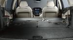 Acura MDX - багажник со сложенными сидениями