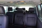 VW Caravelle - сидения в салоне