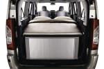 Citroen Jumpy Multispace - вместительный багажник