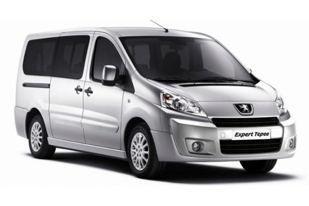 Peugeot Expert Tepee - минивэн