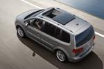 Volkswagen Touran - вид сверху