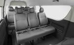 Toyota Hiace - салон микроавтобуса