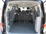 Nissan NV200 - багажное отделение