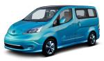 Электрический минивэн Nissan e-NV200