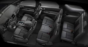 Dodge Durango - 7 мест в автомобиле