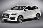 Audi Q7 белая
