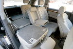 Audi Q7 сложенные и разложенные сиденья