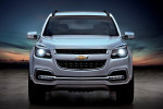 Chevrolet Trailblazer 2013 вид спереди