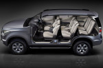 Chevrolet Trailblazer 2013 - 7 мест
