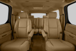 Cadillac Escalade - сиденья в салоне