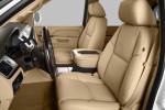 Cadillac Escalade - первый ряд сидений