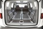 Chevrolet Orlando -  сложенные сиденья