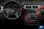 Chevrolet Tahoe - руль и торпедо
