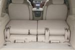 Chevrolet Tahoe - сложенный 3-й ряд и багажник