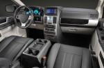 Chrysler Grand Voyager - водительское место и торпедо