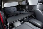 Dodge Journey - сложенные сиденья