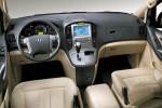 Hyundai H1 - водительское место