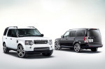 Land Rover Discovery 4 - 2 автомобиля - чёрный и белый