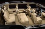 Комплектация Luxury 8S внедорожника Lexus LX 570 на 8 мест