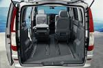 Mercedes-Benz Viano - багажник