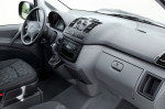 Mercedes-Benz-Vito - водительское место