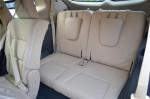 Subaru Tribeca - третий раяд сидений